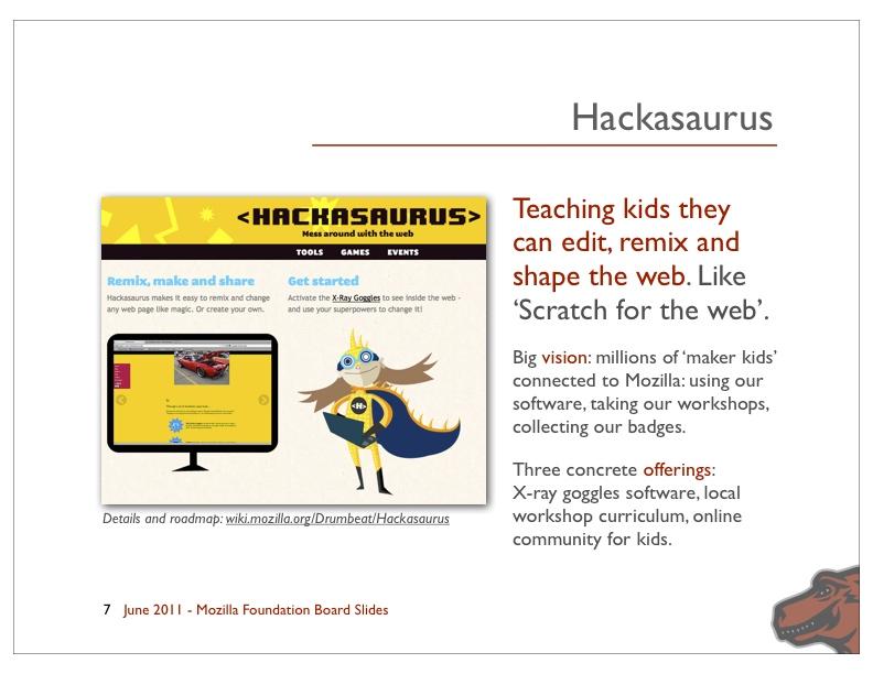 hackasaurus | o p e n m a t t | Page 2